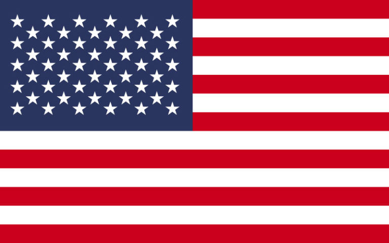 easyCinema USA Flag